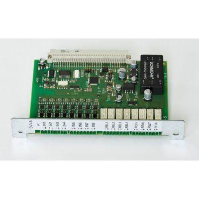 DVV-5 (IN8/OUT8R) Přídavná deska 8 vstupů/8 výstupů do ústředen MHU-116/117