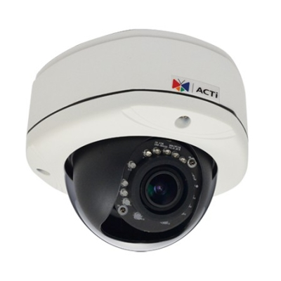 E83A Venkovní IP kamera 5MPx dome, IR
