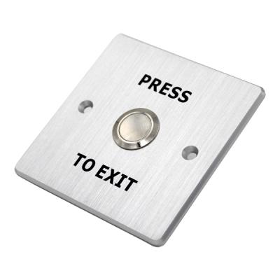 EB-A886-D3 Odchodové tlačítko na stěnu - pasivní