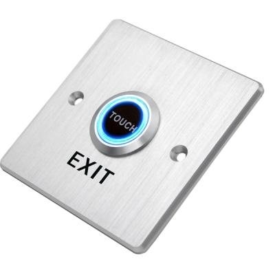EB-AT886 Odchodové tlačítko na stěnu s optickou signalizací