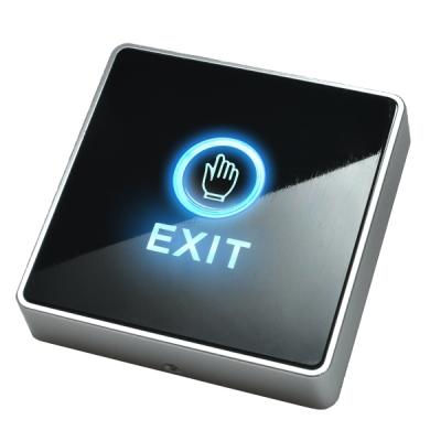 EB-PT886-C2 Odchodové tlačítko na stěnu s optickou signalizací
