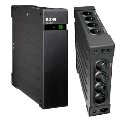ECO-1200-FR3+1 Zálohovací UPS zdroj off-line, výkon 1200VA, USB