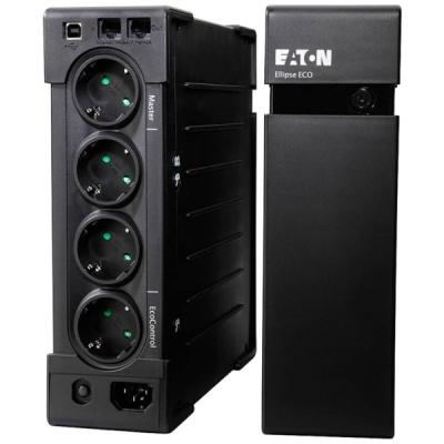 ECO-800-FR3+1 Zálohovací UPS zdroj off-line, výkon 800VA, USB