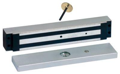 EF-30035-ENCCTC-CA Dveřní elektromagnet 300kg, 12/24V, kontakt