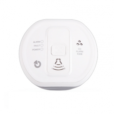 EI208W Autonomní detektor plynu CO