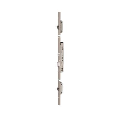 EL-466/45/24 Elektromechanický zámek, úzký, backset 45mm, vícebodový