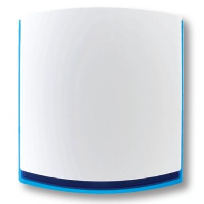 ELITE-ODYSSEY-5Ci-W WH/B Vnitřní bezdrátová siréna s LED stroboskopem, 105dB/1m