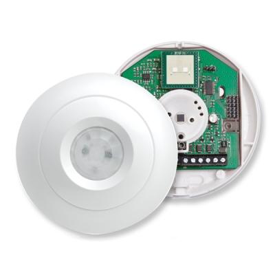 ELITE-AM-360-DT Vnitřní stropní duální detektor, 10.5m průměr záběru