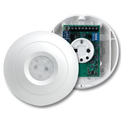 ELITE-AM-360-QD Vnitřní stropní infradetektor pohybu, 10.5m průměr záběru