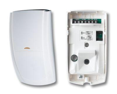 PRESTIGE-IR Vnitřní infradetektor pohybu, dosah 15m