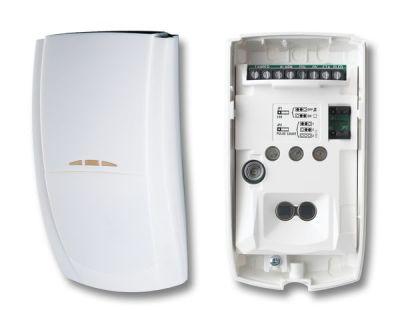 """PRESTIGE-TD Vnitřní digitální """"Dual-PIR"""" infradetektor pohybu, dosah 15m"""