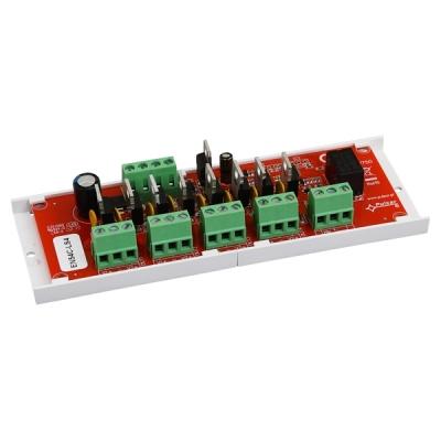 EN54C-LS4 Sekvenční modul pro elektrické servopohony bez vratné pružiny, 4 výstupy