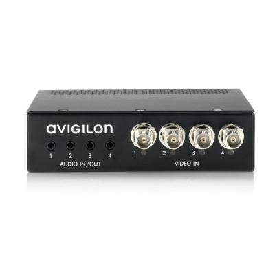 ENC-4P-H264 Videoserver pro vysílání 4 A/V signálu po LAN