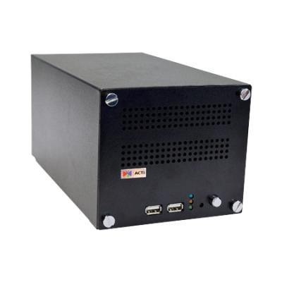 ENR-1000 Síťový NVR záznam, 4 IP kamery, (bez HDD)
