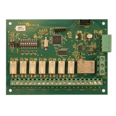 ESP-8-RSP Externí modul 8 releových výstupů