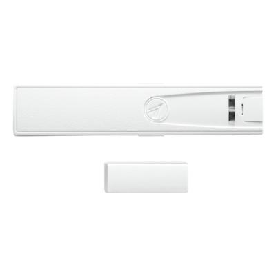 EV-TX-BWL Rádiový magnetický kontakt  se 2 vstupy, bílý
