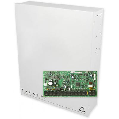 EVOHD + BOX VT-80 Zabezpečovací ústředna 8-192 smyček, 8 podsystémů