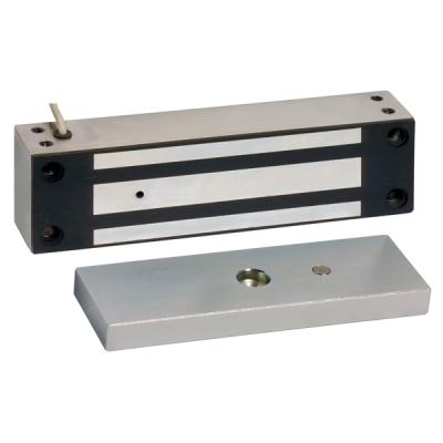 EXT-750-CTC Dveřní vnější elektromagnet 530kg, 12/24V, relé výstup, IP67