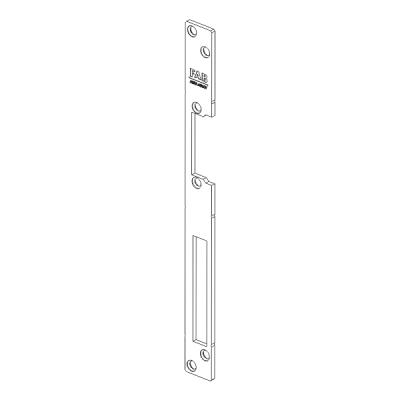 FAB16-L-RD Instalační lišta rovná dlouhá
