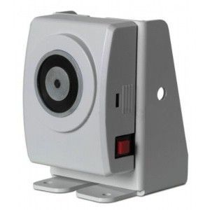 FE-250 Dveřní magnet 400N,montáž na podlahu
