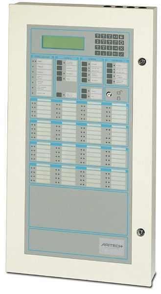 FP-2864-20 Požární adresná ústředna pro 256-1024 detektorů (adres)
