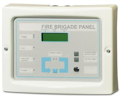 FRL-700 Požární tablo s LCD displejem