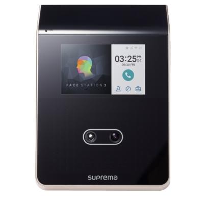 FS2-D Biometrický přístupový IP terminál se snímáním obličeje