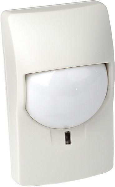 FX-50-QZ Vnitřní infradetektor pohybu, dosah 15m vějíř / 18m záclona