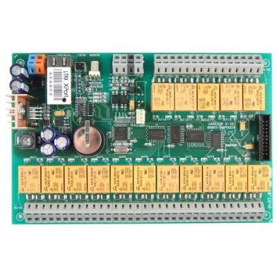 GANITOR-2/16 Releový modul 2 vstupy a 16 výstupů