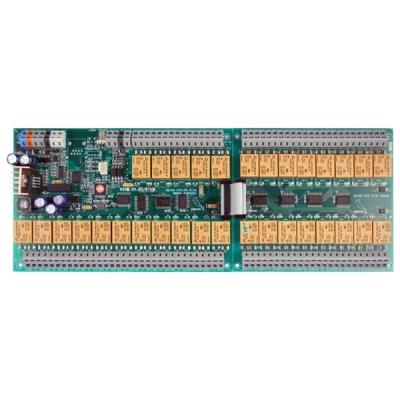 GANITOR-2/32 Releový modul 2 vstupy a 32 výstupů