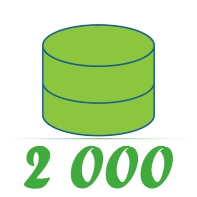 BSiD-SERV-U2000 Serverová licence pro 2000 uživatelů, verze 5