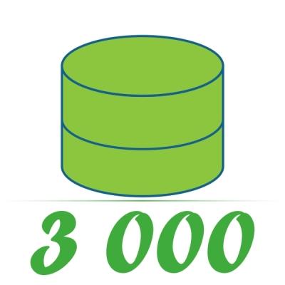BSiD-SERV-U3000 Serverová licence pro 3000 uživatelů, verze 5