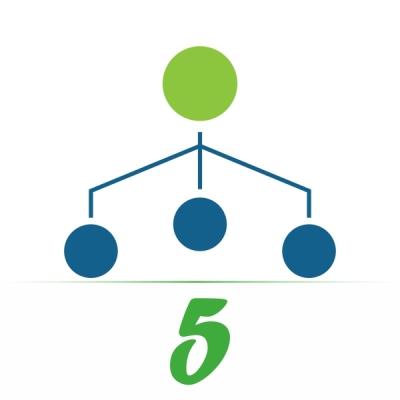 BSv5-NET-U5 Uživatelská licence pro 5 klientských stanic, verze 5