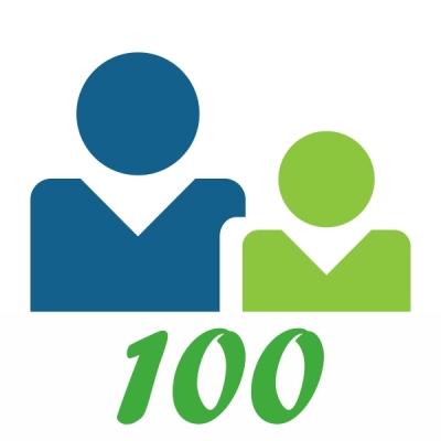 BSv5-U100 Uživatelská licence pro 100 uživatelů, verze 5