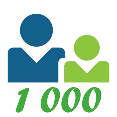 BSv5-U1000 Uživatelská licence pro 1000 uživatelů, verze 5