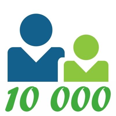 BSv5-U10000 Uživatelská licence pro 10000 uživatelů, verze 5