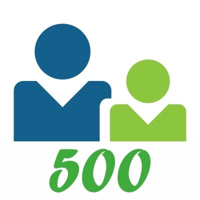 BSv5-U500 Uživatelská licence pro 500 uživatelů, verze 5