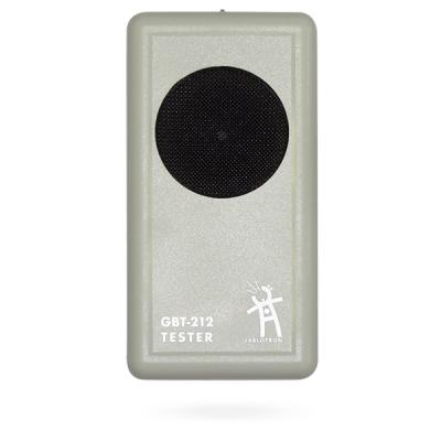 GBT-212 Univerzální tester audio-detektorů tříštění skla
