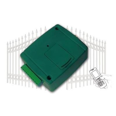 GITA-CONTROL-20 Univerzální GSM brána s funkcemi pro ovládání vrat, 20 uživatelů