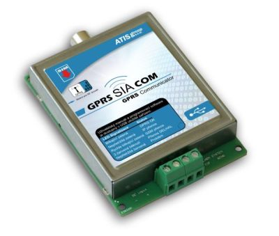 GITA-GPRS-SIA-COM GPRS komunikátor v protokolu SIA DC-09 na PCO-ATIS