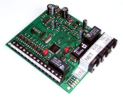 GPRSCOM-AT GPRS a SMS komunikátor na PCO-ATIS