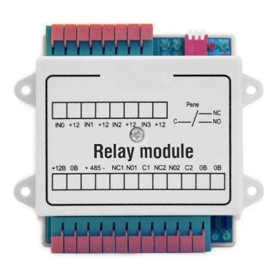 BS-RM-001 Systémový modul vstupů / releových výstupů