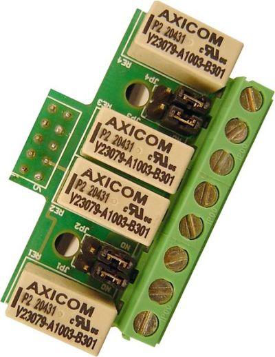 GRM4 4 relé pro modul GVM-16
