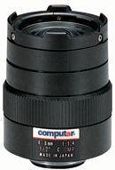 """H2Z-0414-CMP DOPRODEJ - 1/2"""" varifokální 3MPx objektiv sohniskem 4-8mm, MI"""
