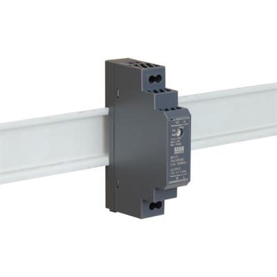 HDR-15-12 Napájecí zdroj 12V výstupní proud 1,25A na DIN