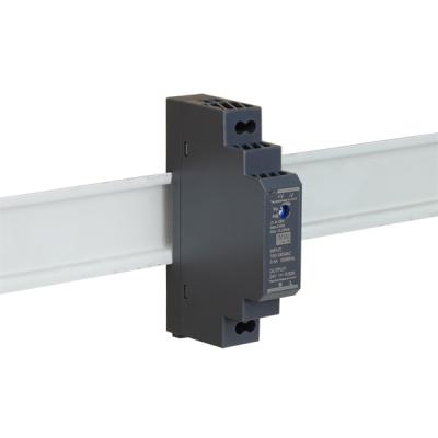 HDR-15-24 Napájecí zdroj 24V výstupní proud 0,63A na DIN