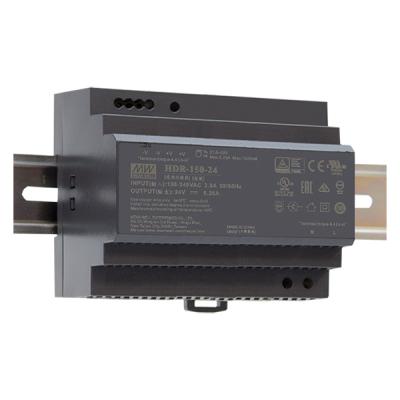 HDR-150-24 Napájecí zdroj 24V výstupní proud 5,3A na DIN
