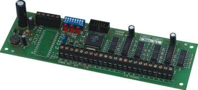HFP-AP-I/O16 Externí karta ústředny - 16 vstupů / výstupů