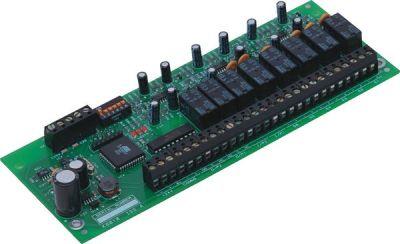 HFP-APS-SC6 Externí karta ústředny - 6 sirénových výstupů