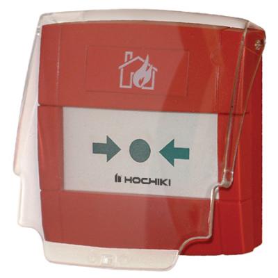 HINGED-COVER(PS200) Plastový průhledný kryt pro tlačítka HCP